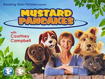 Mustard Pancakes Poster