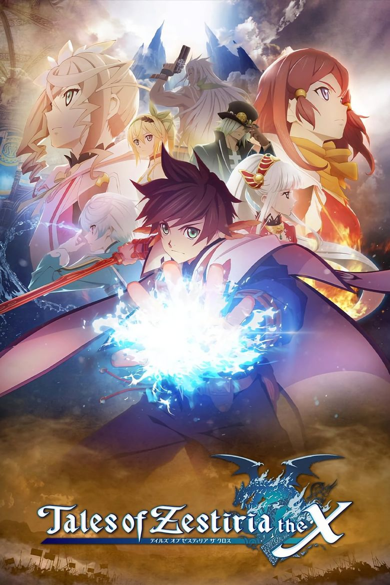 Tales of Zestiria the X Poster