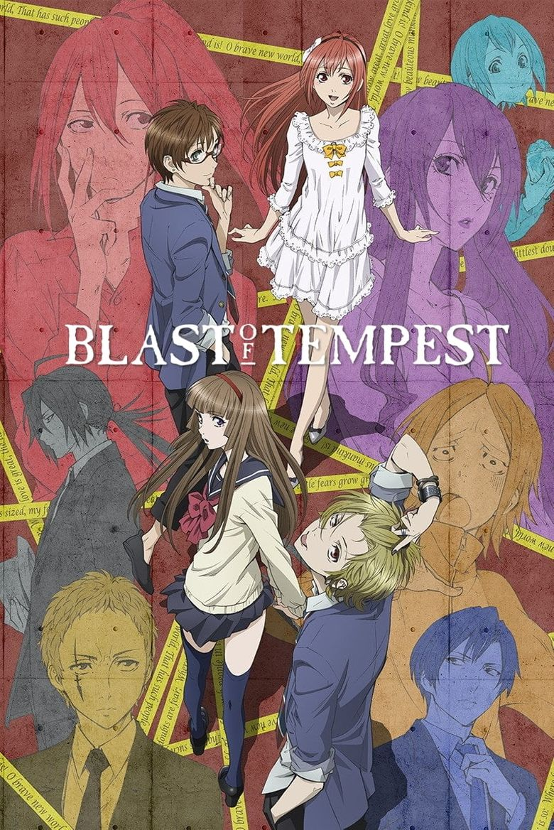 Blast of Tempest Poster