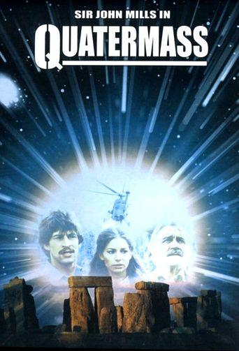 Quatermass Poster
