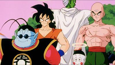 Season 02, Episode 12 Vegeta Has a Ball