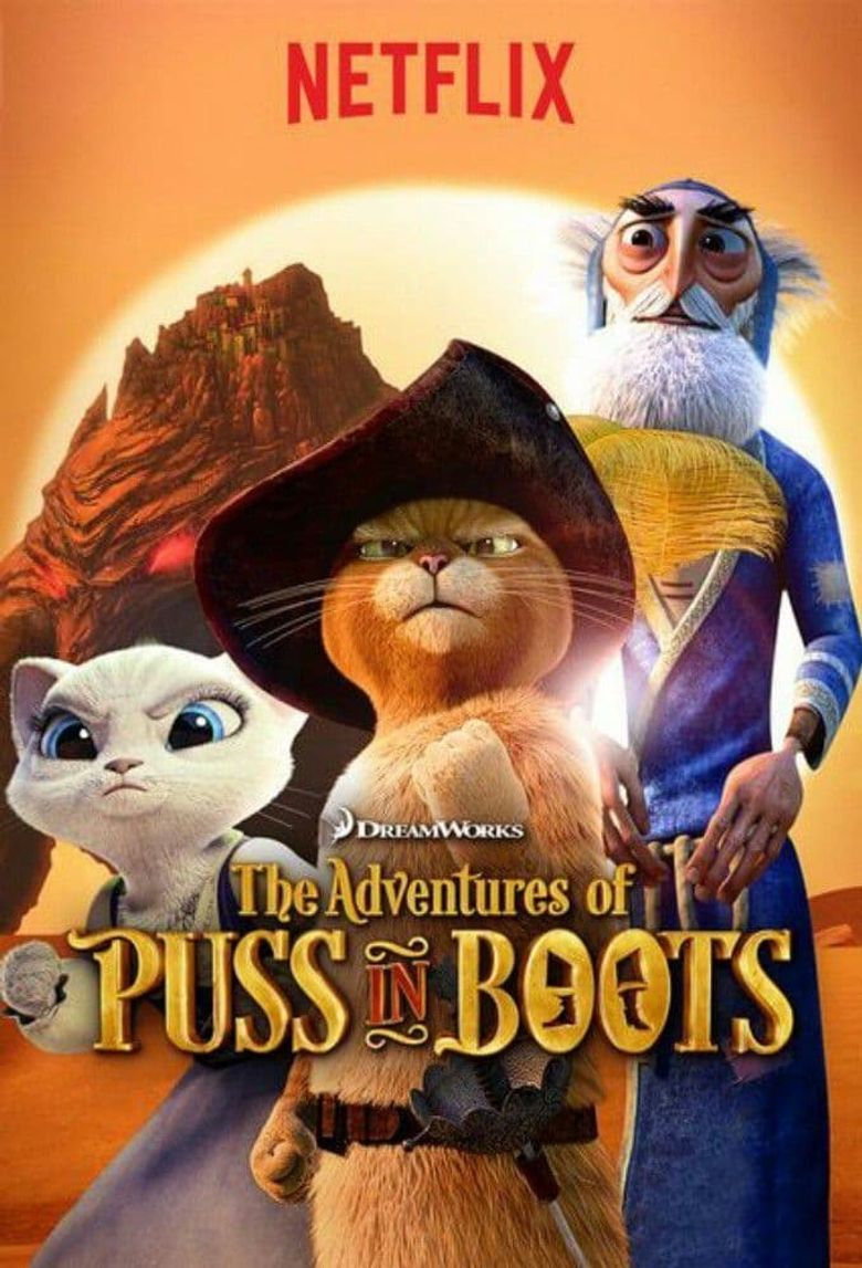Watch The Adventures of Puss in Boots