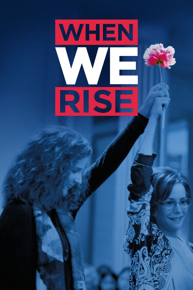 When We Rise Poster