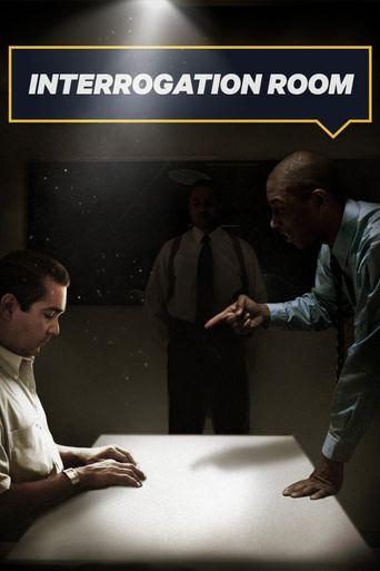 The Interrogation Room Poster