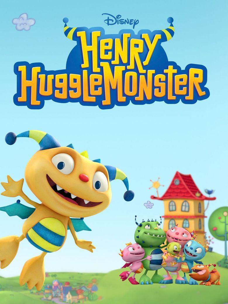 Henry Hugglemonster Poster