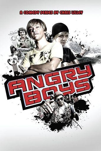 Angry Boys Poster