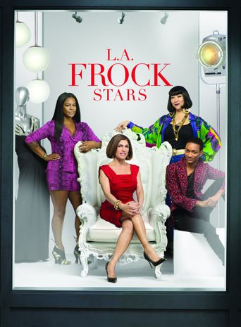 L.A. Frock Stars Poster
