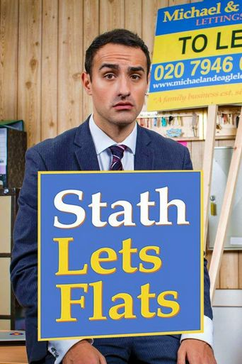 Stath Lets Flats Poster