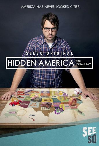 Hidden America with Jonah Ray Poster