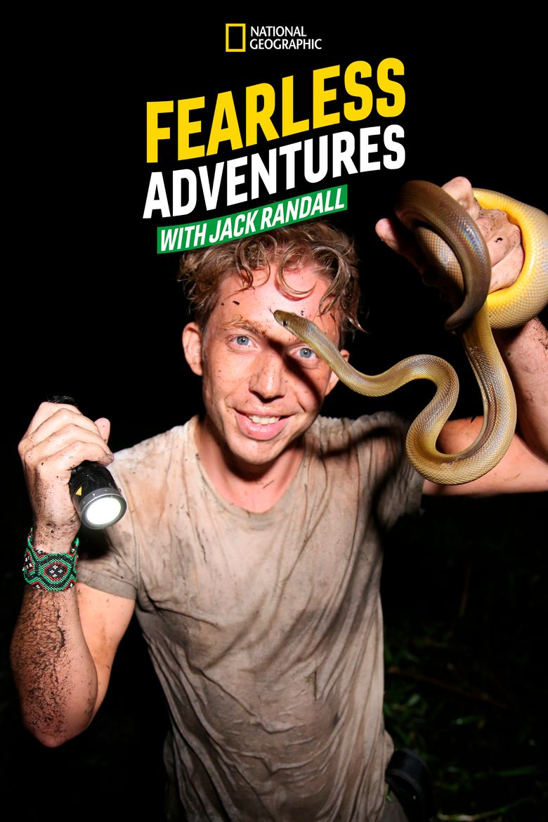 Fearless Adventures with Jack Randall Poster
