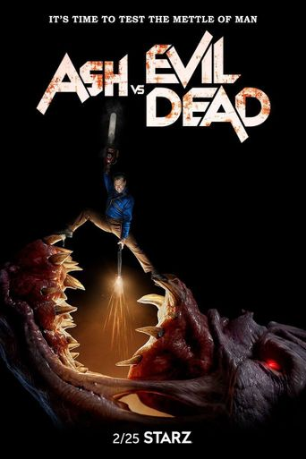 Watch Ash vs Evil Dead