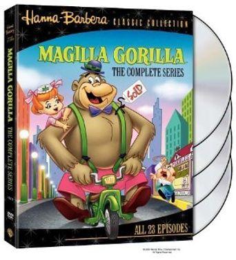 The Magilla Gorilla Show Poster