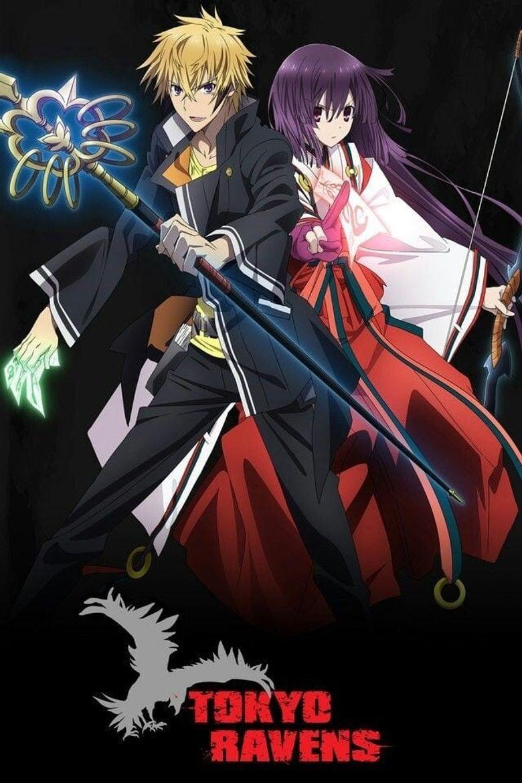 Tokyo Ravens Poster