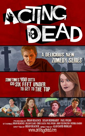 Acting Dead Poster