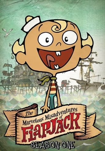 The Marvelous Misadventures Of Flapjack Stream