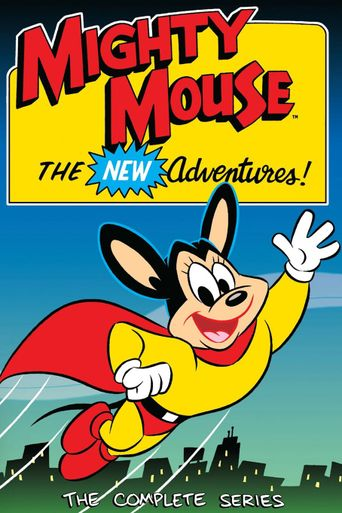 Mighty Mouse: The New Adventures Poster