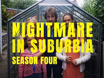 Nightmare In Suburbia Poster