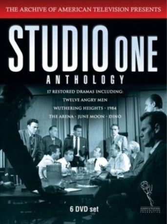 Westinghouse Studio One Poster