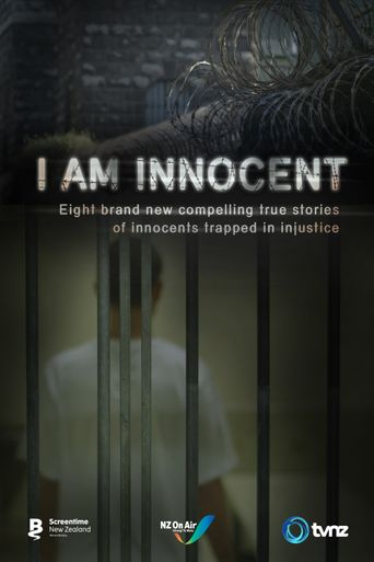 I Am Innocent Poster