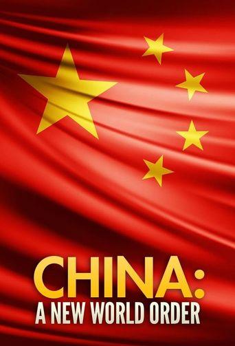 China: A New World Order Poster