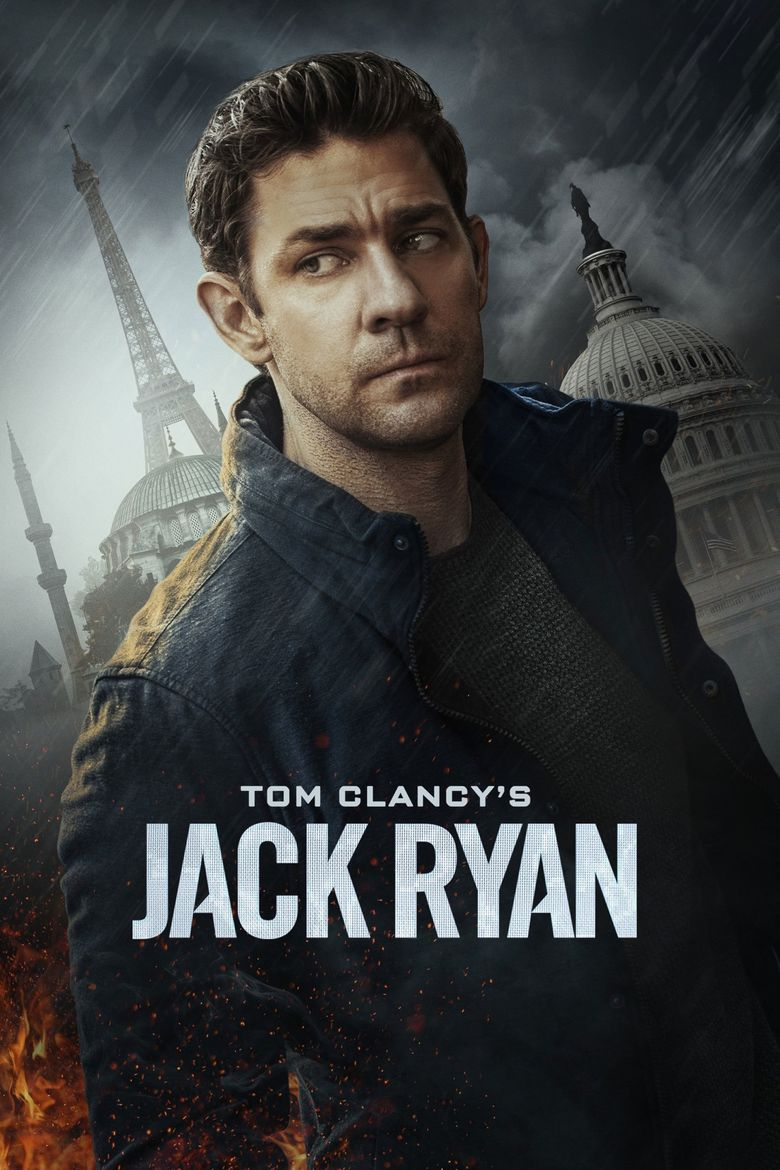 Tom Clancy's  Jack Ryan Poster