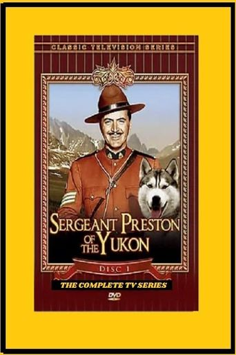 Sergeant Preston of the Yukon Poster