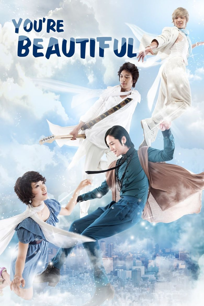 You're Beautiful Poster