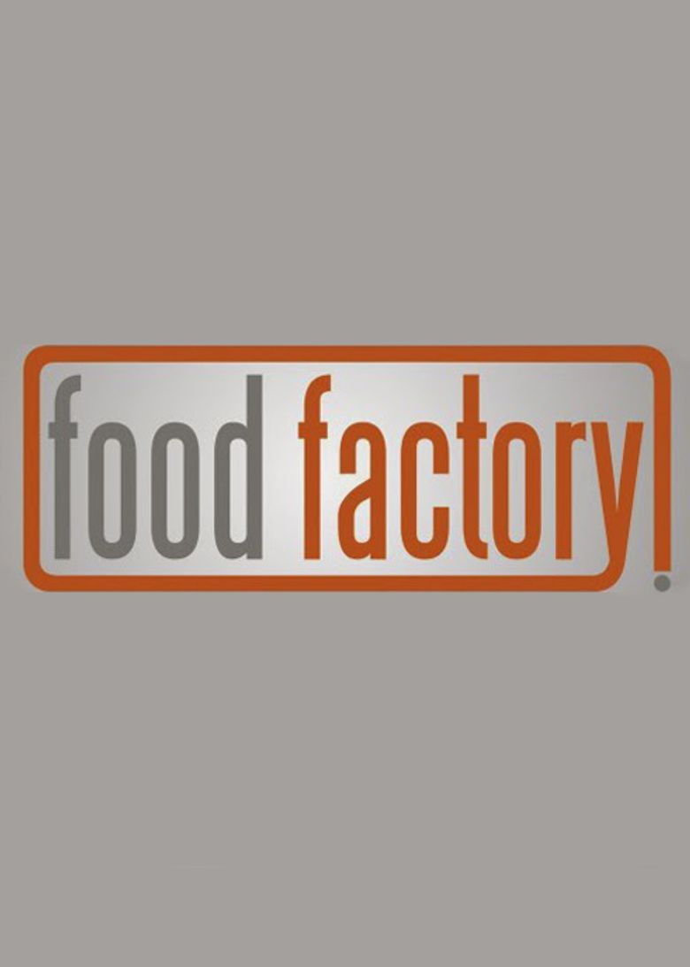 Food Factory Poster