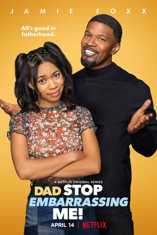 Dad Stop Embarrassing Me! Poster