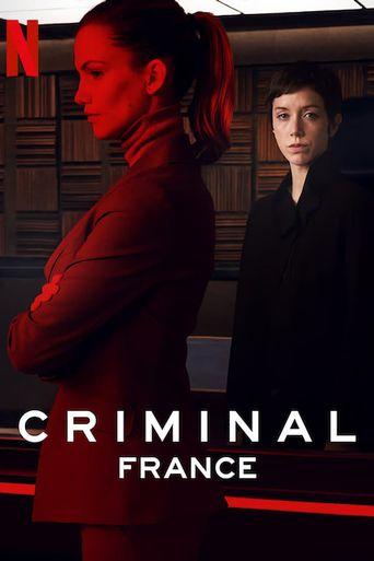 Criminal: France Poster