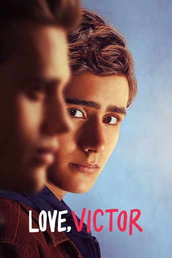 Love, Victor Poster