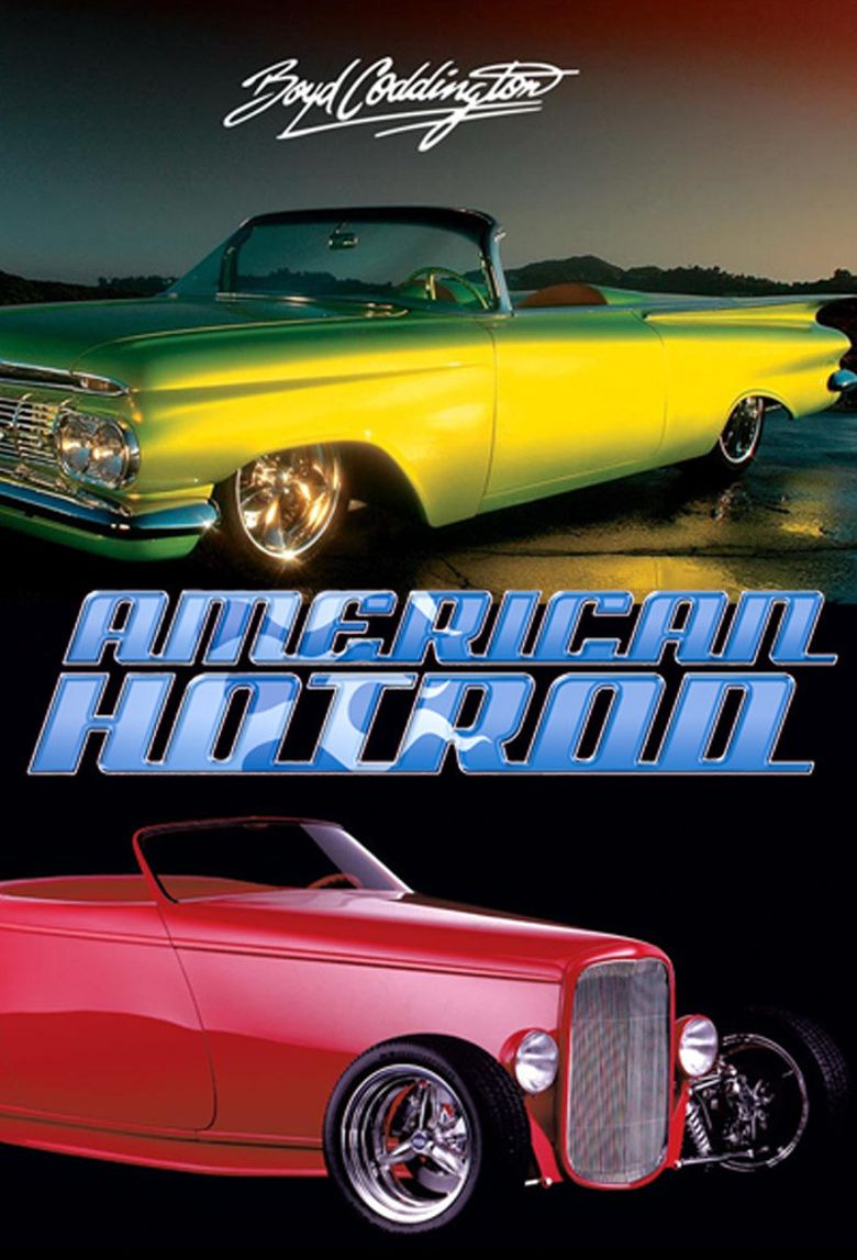 American Hot Rod Poster