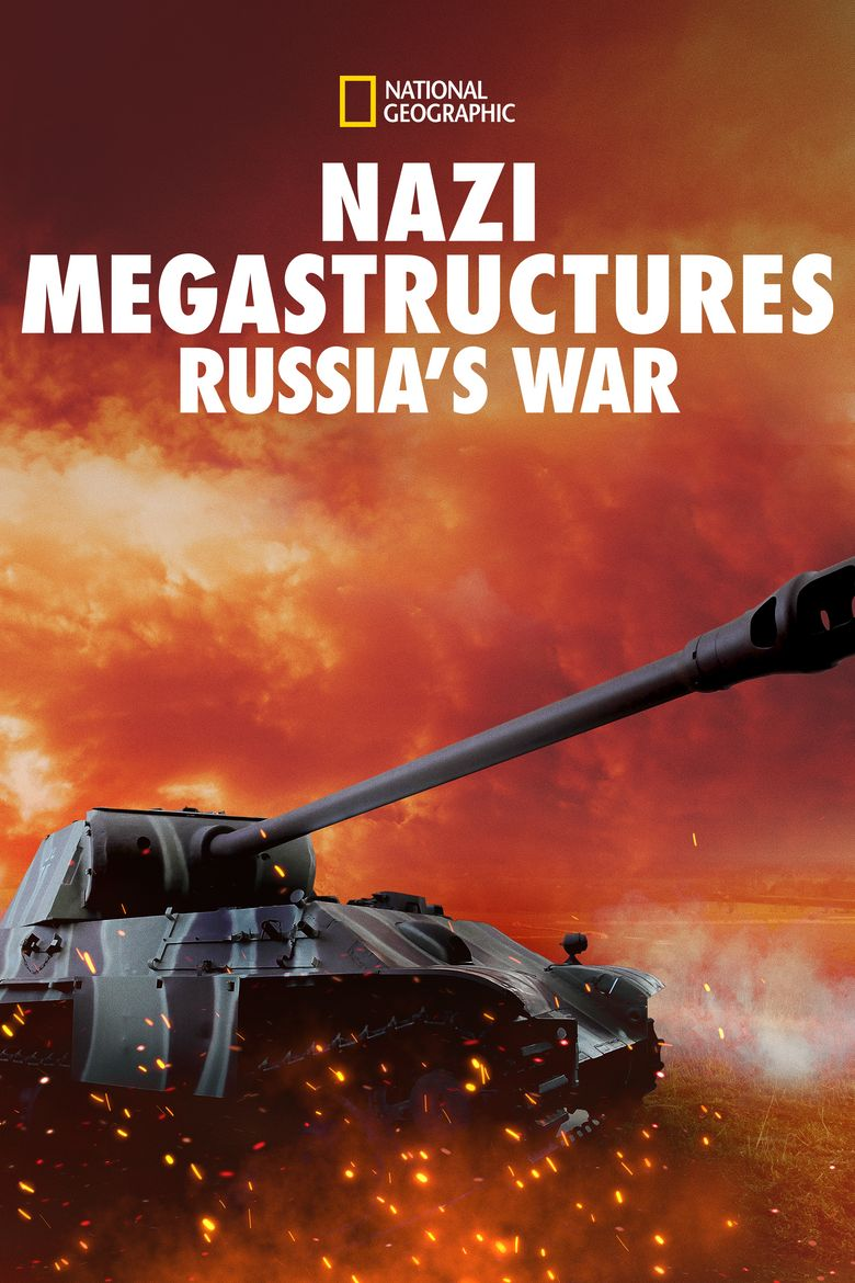 Nazi Megastructures: Russia's War Poster