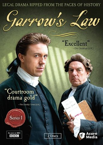 Garrow's Law Poster