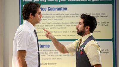 Season 03, Episode 09 Chuck Versus the Beard
