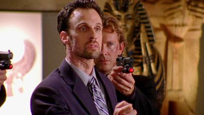 Season 03, Episode 07 Chuck Versus the Mask