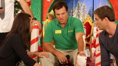 Season 02, Episode 11 Chuck Versus Santa Claus