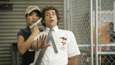 Season 01, Episode 05 Chuck Versus the Sizzling Shrimp