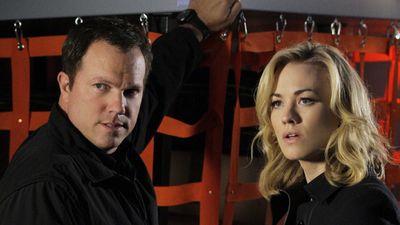 Season 05, Episode 11 Chuck Versus the Bullet Train