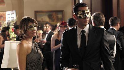 Season 04, Episode 16 Chuck Versus the Masquerade