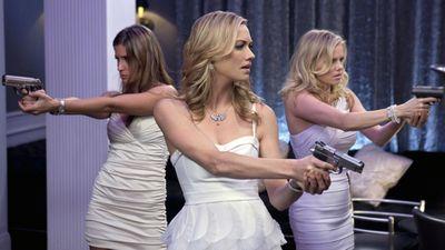 Season 04, Episode 15 Chuck Versus the Cat Squad