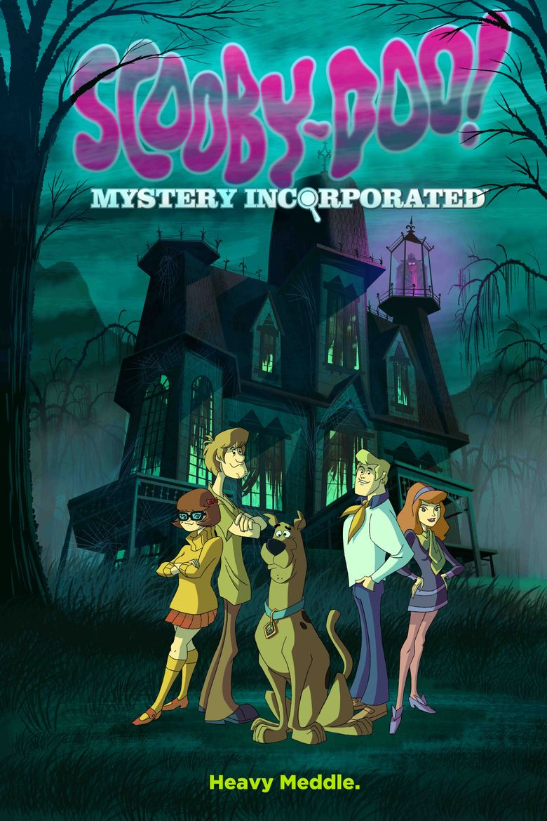 Scooby-Doo! Mystery Incorporated Poster