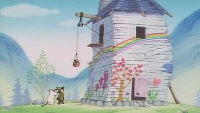 Season 01, Episode 45 Moomin Builds a House