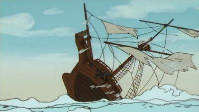Season 01, Episode 12 The Pirates