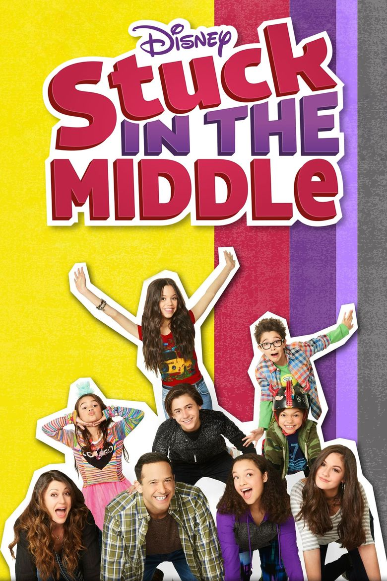 Stuck in the Middle Poster
