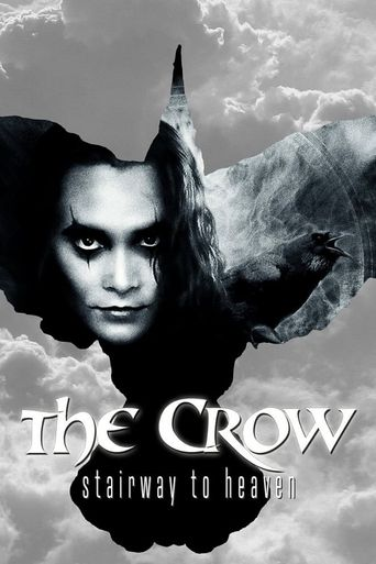 The Crow: Stairway to Heaven Poster