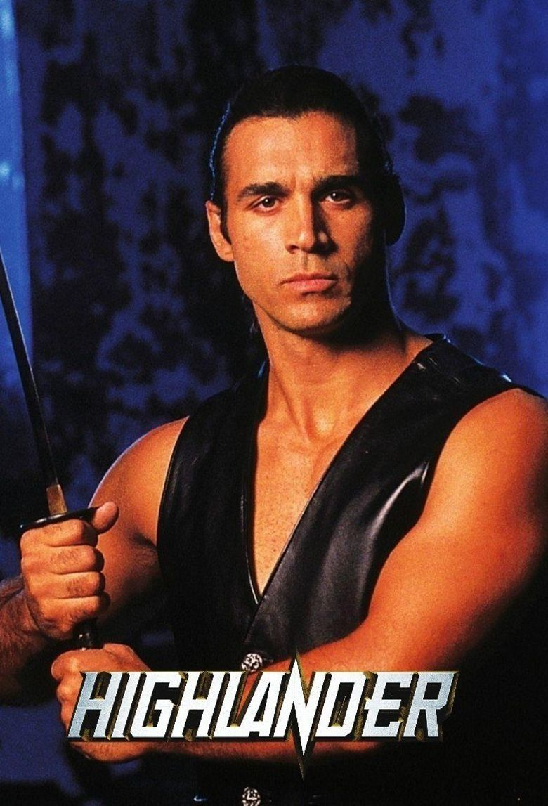 Highlander: The Series Poster