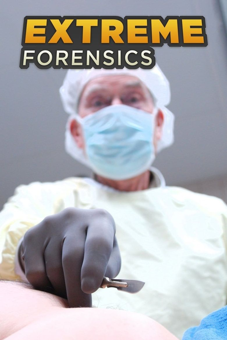 Extreme Forensics Poster
