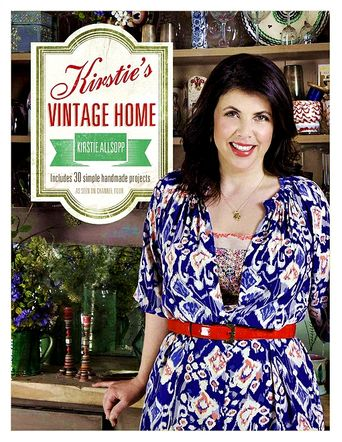 Kirstie's Vintage Home Poster