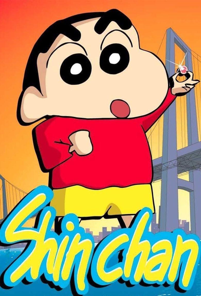 Shin Chan Poster